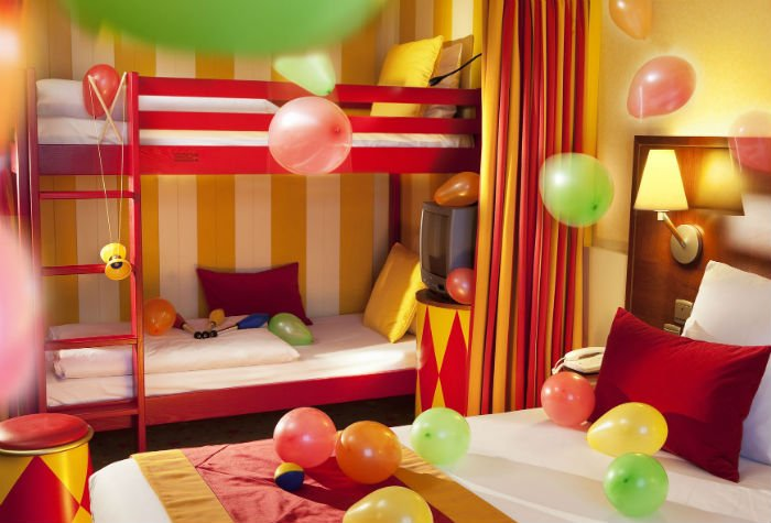 Hotels With Free Children S Rooms
