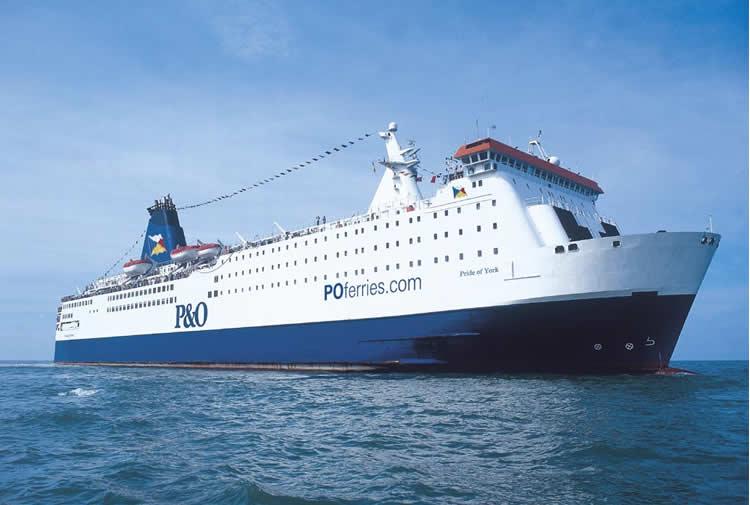 Hull to Zeebrugge