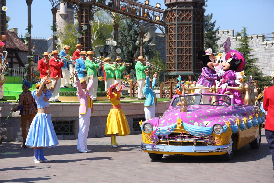 Package Holidays To Disneyland Paris From Scotland M Line